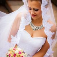 """Свадебные фотографии Юрия и Оксаны """"Яркое лето"""""""