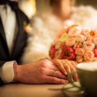 Сказочная зимняя свадьба Андрея и Любы