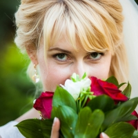 Свадьба Дмитрия и Юлии - сочные краски лета!