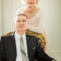 Семейная пара - Татьяна и Владимир