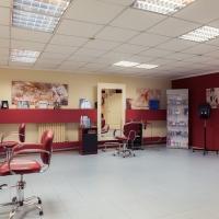 Фотосъемка интерьера парикмахерской