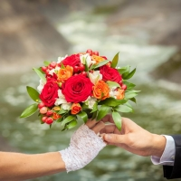 Свадебные фото Анны и Владимира-13