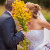 Свадебные фото Анны и Владимира-16
