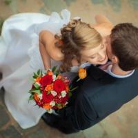 Свадебные фото Анны и Владимира-19