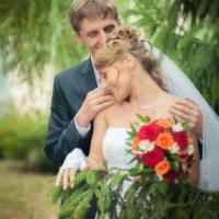 Свадебные фото Анны и Владимира-20