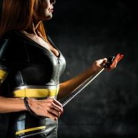 Сексуальные фотосессии в студии