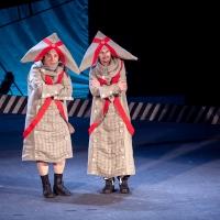 Репортажная съемка спектаклей - Театр Матухна Кураж