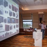 Репортажная съемка - фотосессия презентаций