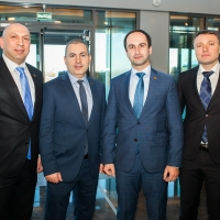 Турецкая делегация - TURKCELL SUBSIDIARIES AOP MEETING