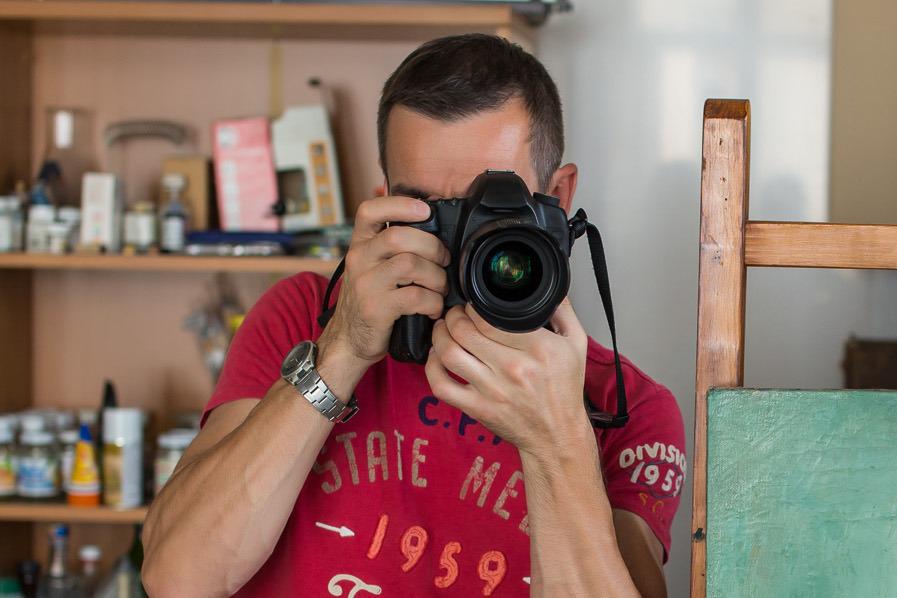 Профессиональный фотограф в Минске Мороз Виталий