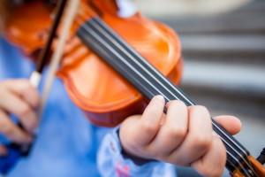 Детский фотограф. Фотосессии со скрипкой