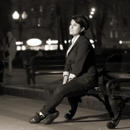 Русские женщины ночная съемка фото 105-335
