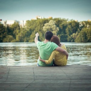 романтические фотографии влюблённых пар