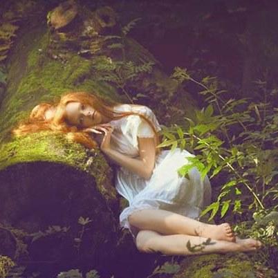 «Лесные нимфы» фотосессия