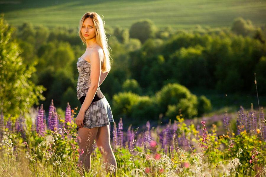 Летние Фотосессии девушек в Минске