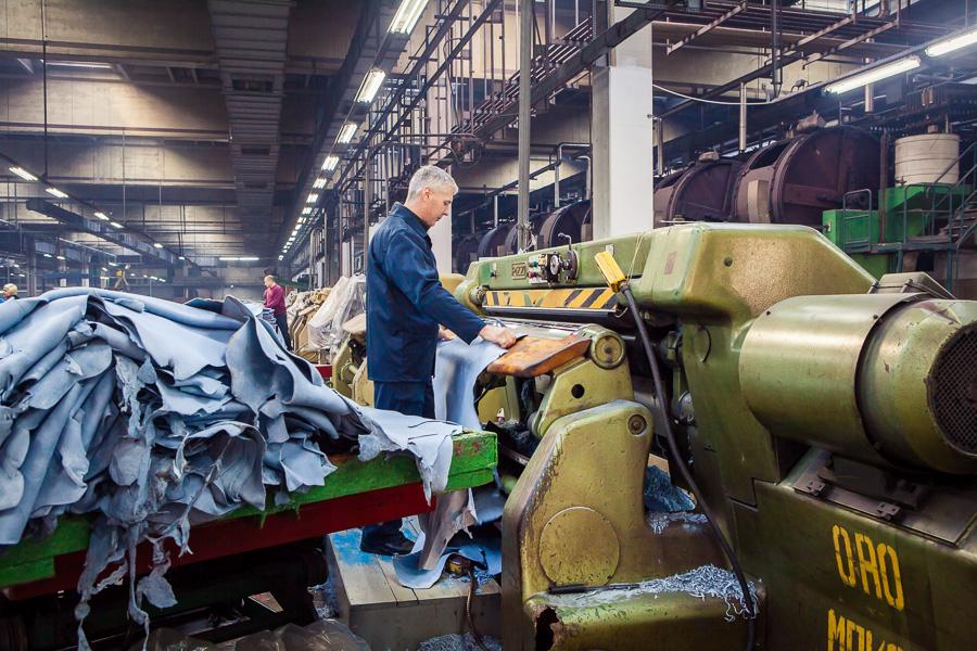 Фотосъемка на заводе