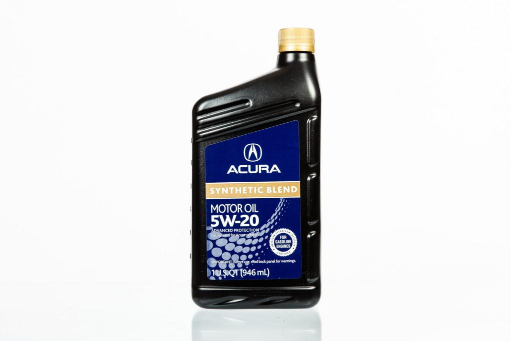 Фотосъемка машинного масла