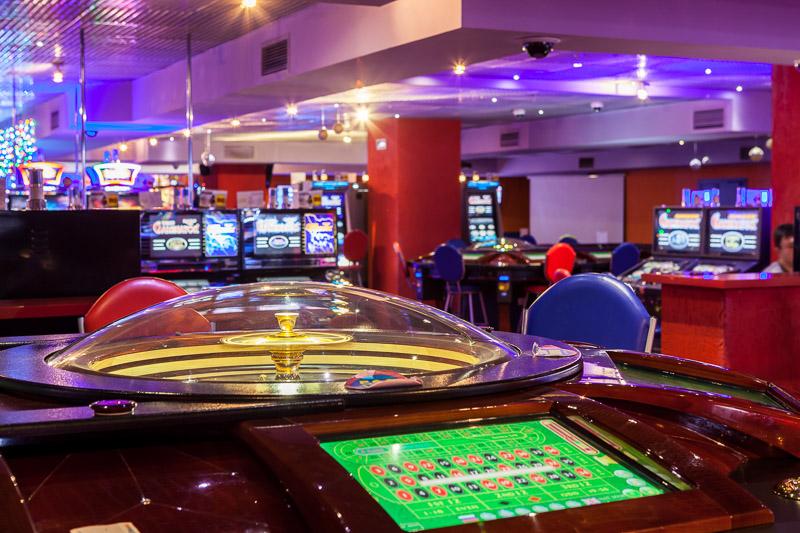 Фотосъемка казино