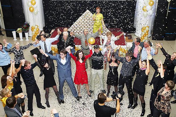 Фотосъемка праздников - фотограф на торжества