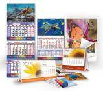Календари (все виды, формы и форматы)