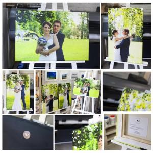 Печать свадебных фотографий