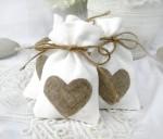 Мешочки (бонбоньерки) - свадебные аксессуары