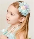 Цветы, банты, украшения для детей