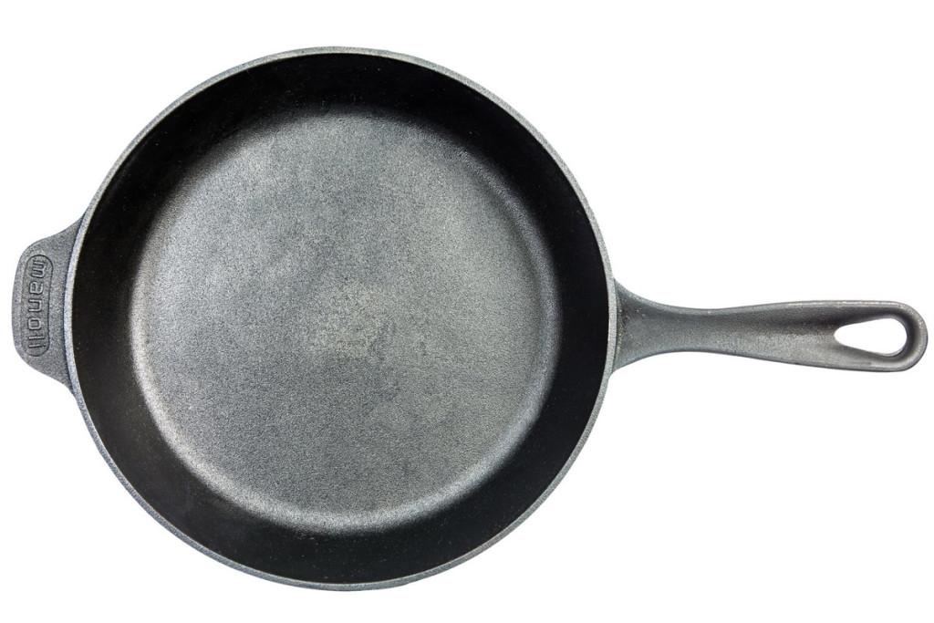 Фотосъемка сковородок - предметная съемка