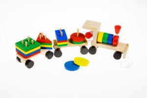 Фотосессия детских игрушек и формочек