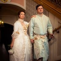 Лав Стори Вадима и Елены в сказочном стиле!