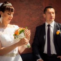Свадьба Петра и Катерины - воздушная легкость!