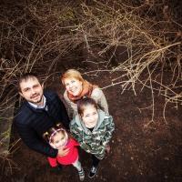 Семейные съемки Евы и Андрея