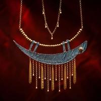 Съемка украшений, ювелирных изделий (предметная съемка)
