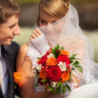 Свадебные фото Анны и Владимира-8