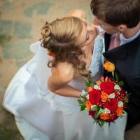Свадебные фото Анны и Владимира-18