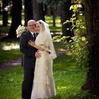 Австрийская свадьба - фото Вернера и Кати