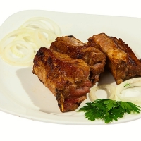 Фотосъемка меню - еда, блюда, съемка food (рыба)